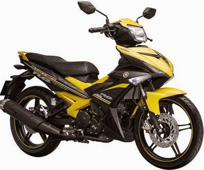 Price-Yamaha Exciter-150-Yellow