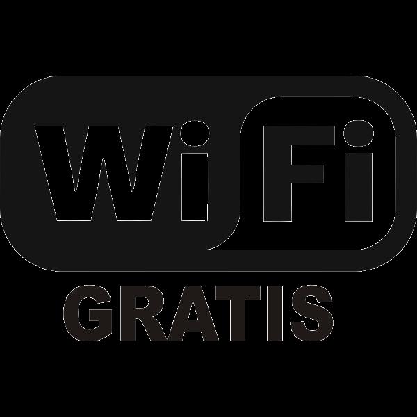Señal de WiFi gratis