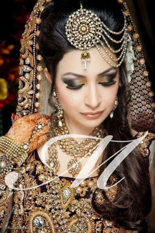 Madeeha 39 S Bridal Salon Lahore Pakistan Of Bridal Makeup 2013 Collection Traditional Life Style