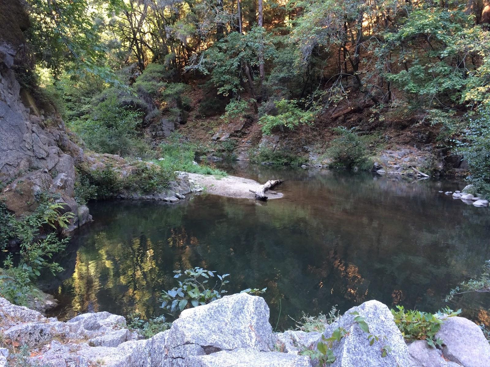 Hiking Garden of Eden, Santa Cruz, United States