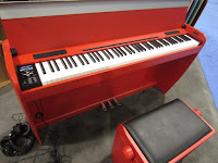 pictures of Dexibell H7 and H3 digital piano