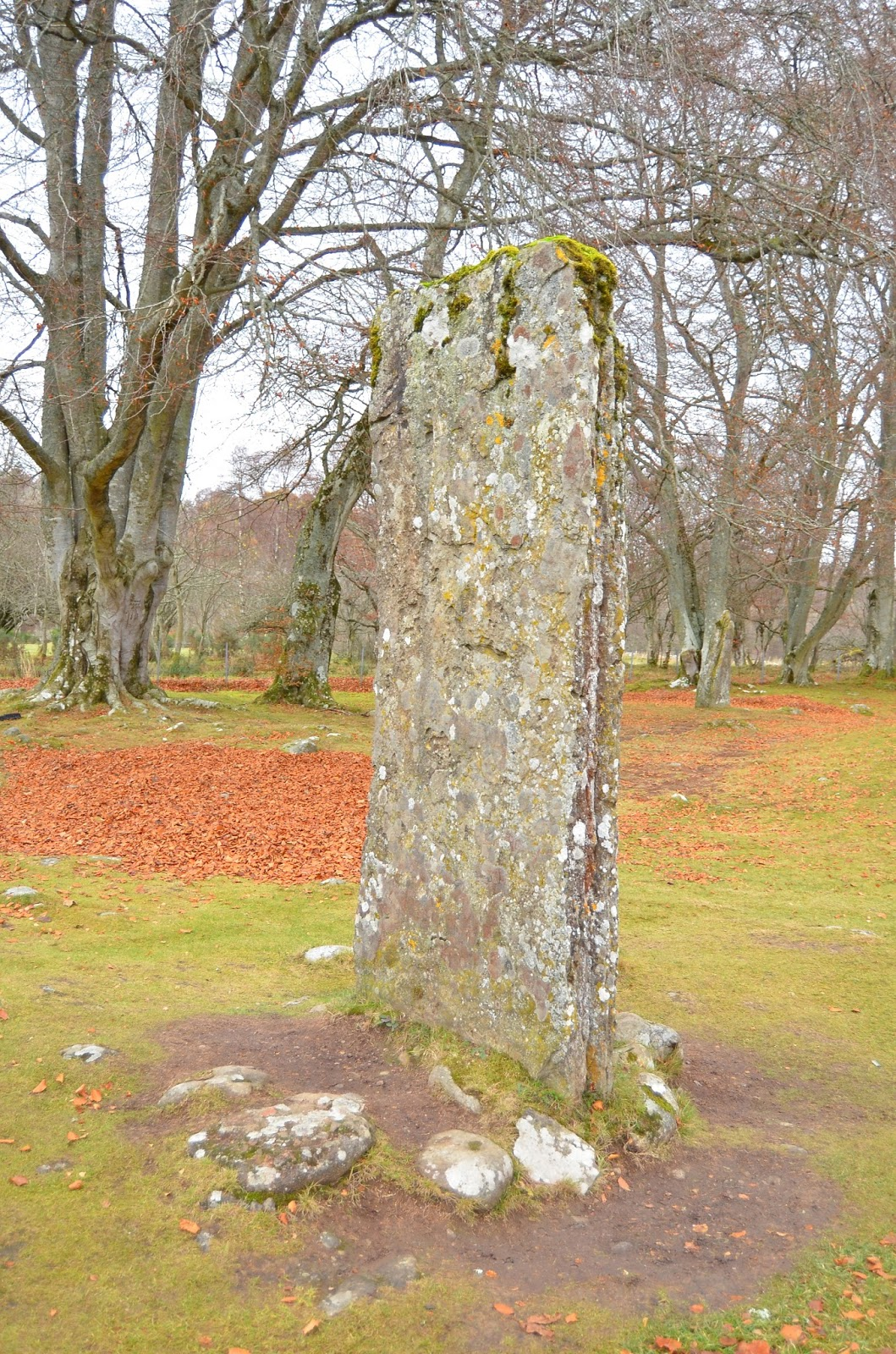 Standing Stones in Scotland Outlander Inspiration