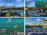 Bass Fishing 3D II Apk Mod v1.1.6 (Mod Money)