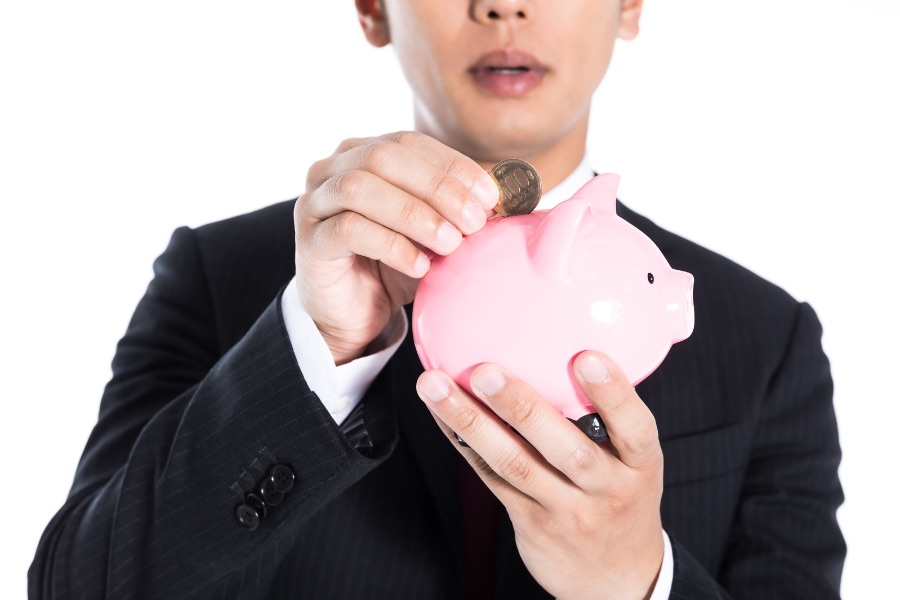 小遣い10分の1天引き貯金でとりあえず自由に使えるお金10万円を貯める