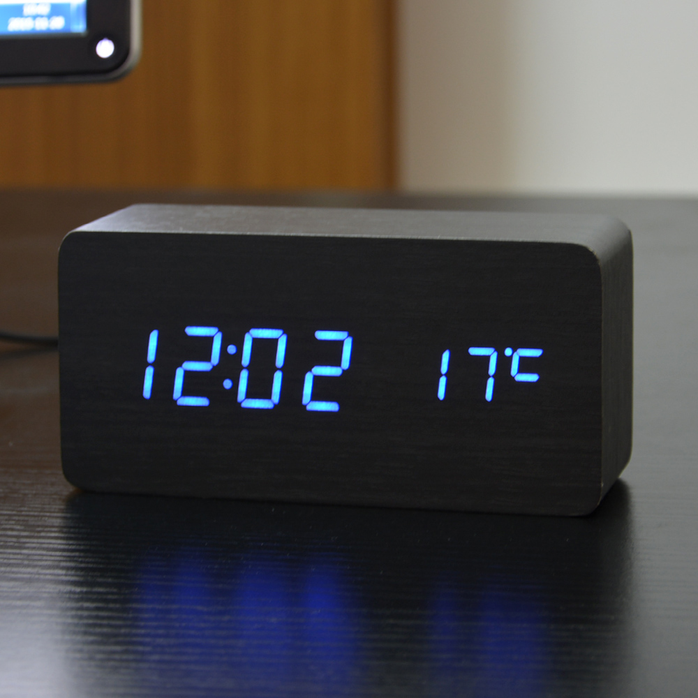Digital Clock + Alarm + Thermometer dengan DS3231 dan LCD 1602 i2C
