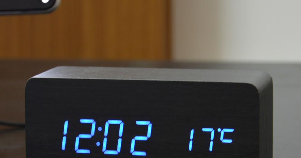 Digital Clock + Alarm + Thermometer dengan DS3231 dan LCD