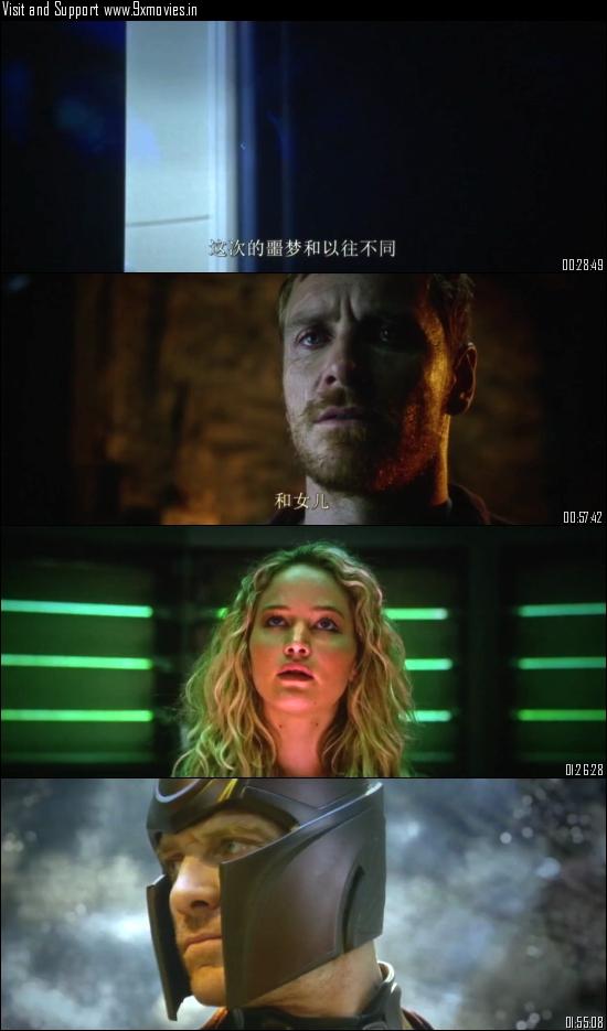 X-MEN Apocalypse 2016 English 720p HDTC