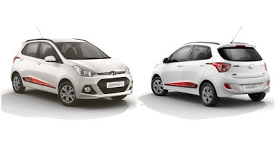 Hyundai Grand i10 20th Anniversary Edition car image