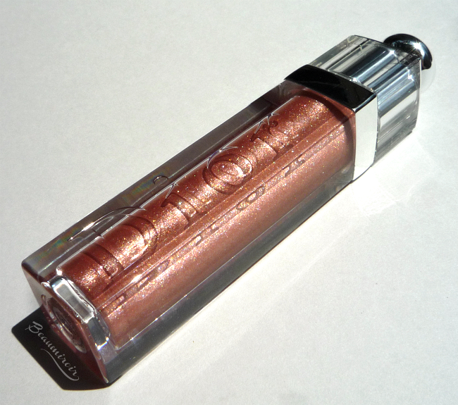 New Dior-Addict Ultra-Gloss in 629 Mirrored: review, photos, swatches