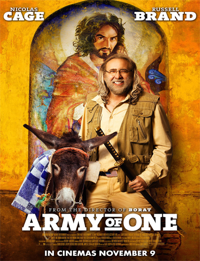 Ver Army of One (2016) Online