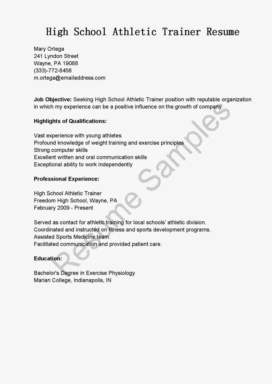 sample cover letter for school secretary position
