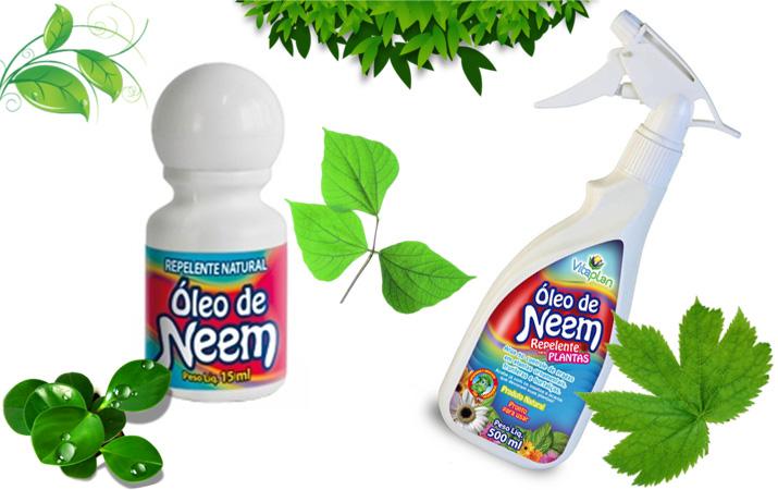 Aminofértil óleo de neem
