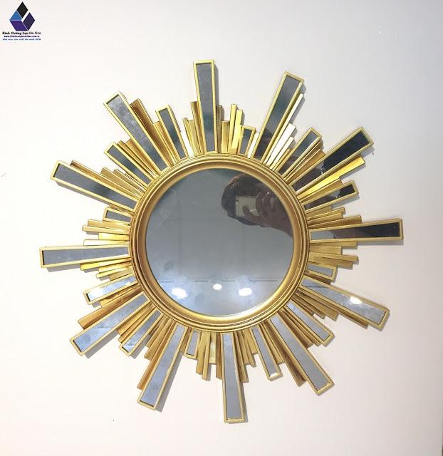 Chọn Gương Treo Tường Giúp Phòng Nhà Bạn Luôn Nổi Bật