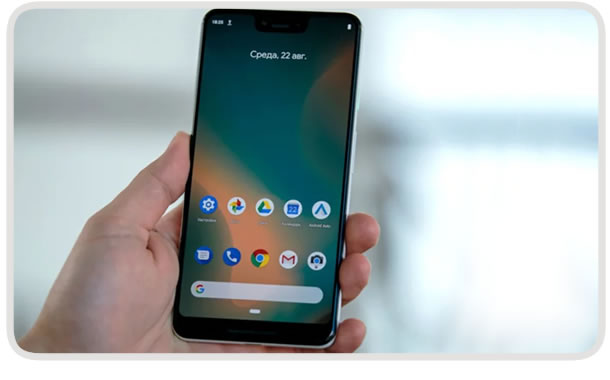 Nuevos Teléfonos Google: Pixel 3 y Pixel 3XL