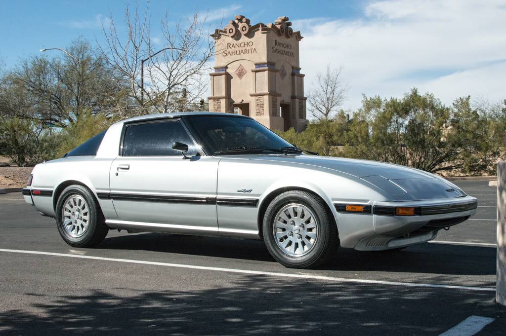 daily turismo you spin me right round 1985 mazda rx 7 gsl se. Black Bedroom Furniture Sets. Home Design Ideas