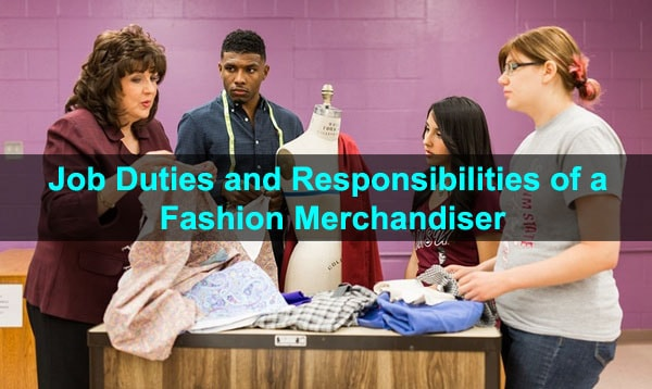 Fashion merchandisers