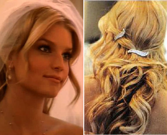 Remarkable Celebrity Wedding Hairstyles Fashion In Wedding Hairstyle Inspiration Daily Dogsangcom