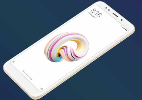 Xioami Redmi 5 Specifications and date of launch in India
