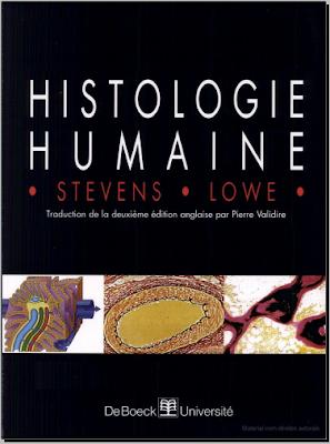 Télécharger Livre Gratuit  Histologie Humaine pdf