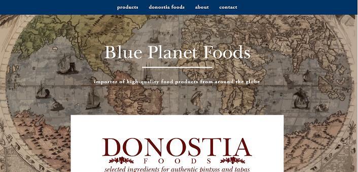 Blue Planet Foods, ABD'li bir zeytinyağı ithalatçıdır.