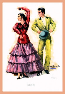 Bailes andaluces - Tuser - Panaderos