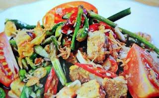 Menu kuliner sayuran hijau lainnya ialah genjer RESEP TUMIS GENJER ONCOM TERASI ENAK