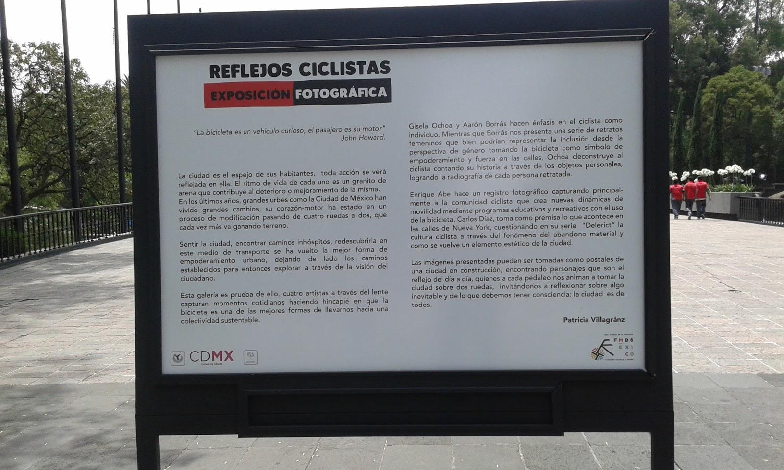 Alba De Silva Actriz Porno El Reflejo Del Vicio reflejos ciclistas. exposición fotográfica