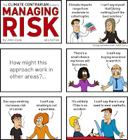 Managing Risk (Credit: skepticalscience.com) Click to Enlarge