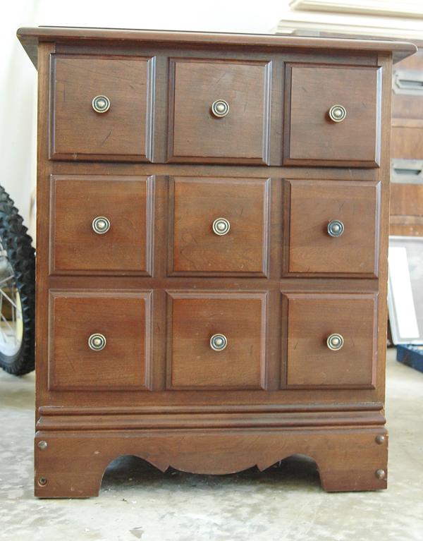 6 drawer sofa table