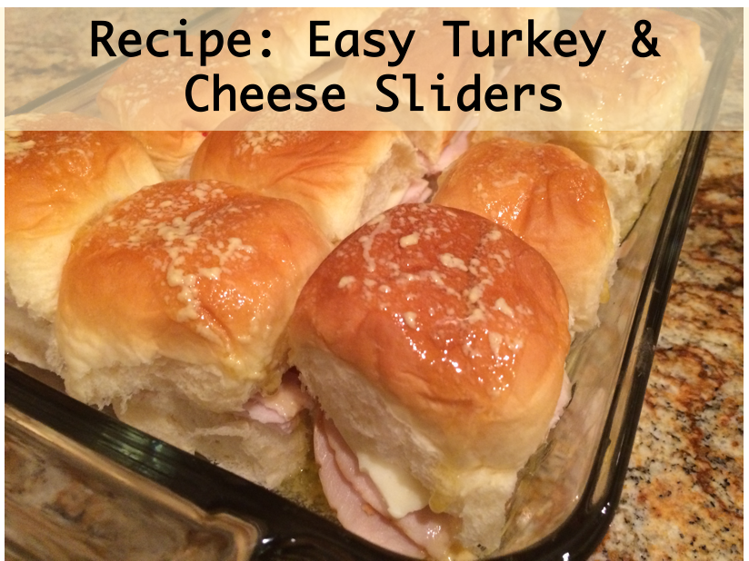 Recipe Easy Turkey Amp Cheese Sliders Dallas Mom Blog And Fort Worth Mom Blogger Trendy Mom