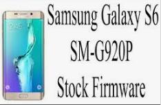 Download Samsung Galaxy S6 SM-G920P Firmware-Flash File