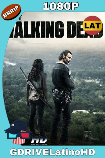 The Walking Dead Temporada 6 1080p Latino-Ingles MKV