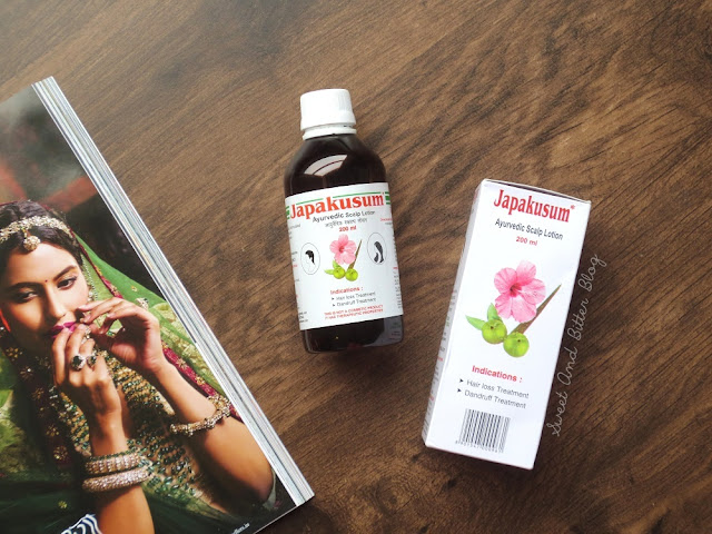 Japakusum Ayurvedic Scalp Lotion Review