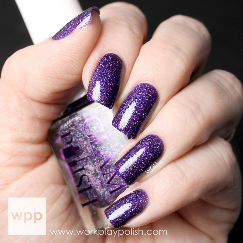 Glam Polish Tempestarii from the Cast a Spell Collection