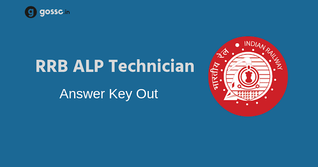 RRB ALP Technician Answer Key