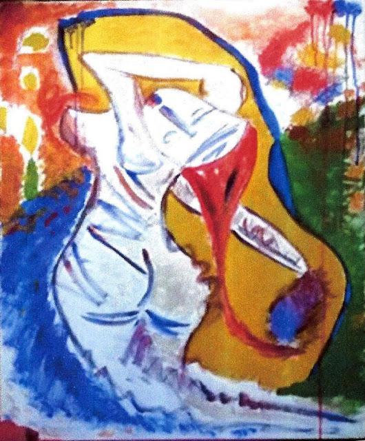 JA Artiste peintre Jannick Farrugia