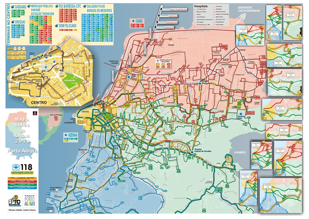 mapa transportes porto SuperAmarelinha: Mapa das linhas 2010 / 2011 Transporte  mapa transportes porto