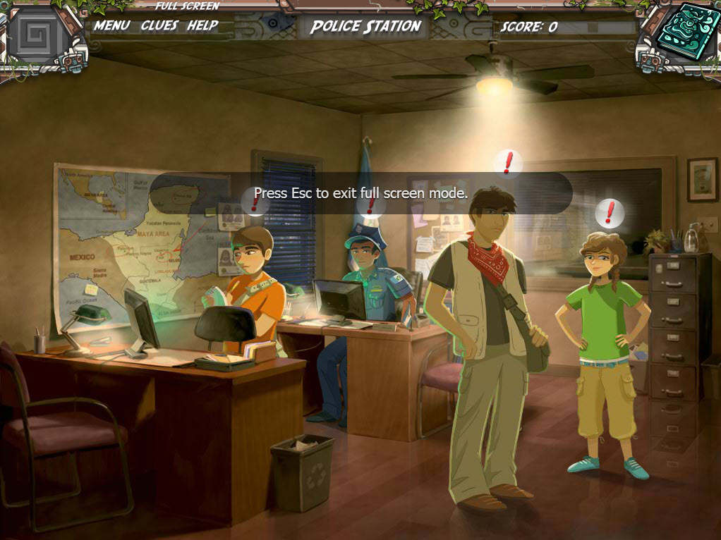 Mystery Games For Kids Online | Games World