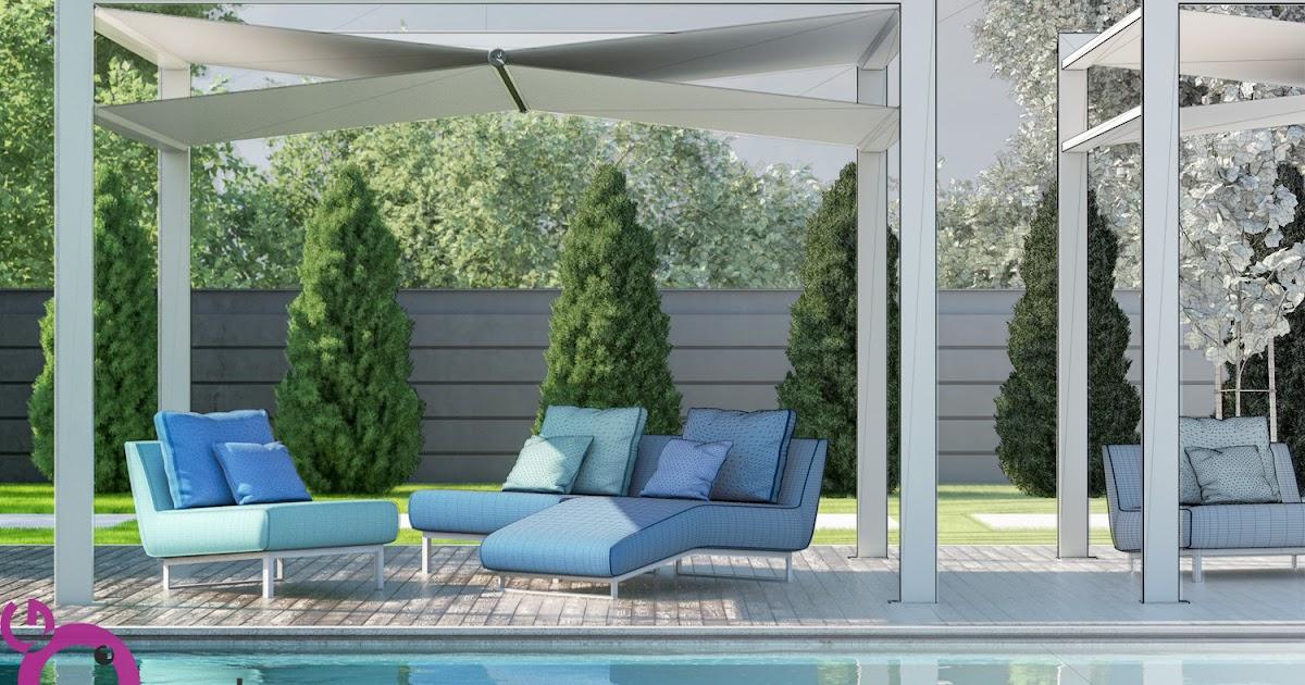 Esterni 3d rendering 3d architettura 3d rendering 3d for Rendering giardino