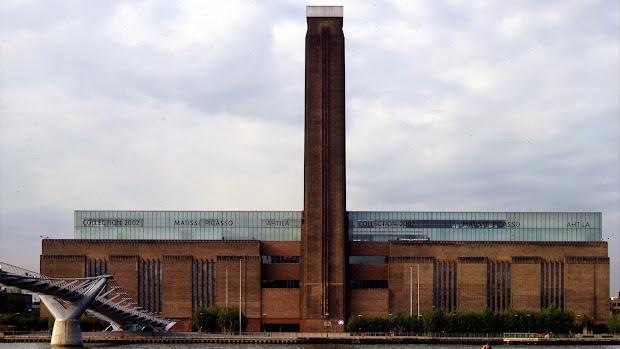 Tate Modern Museum London - Travel Guide
