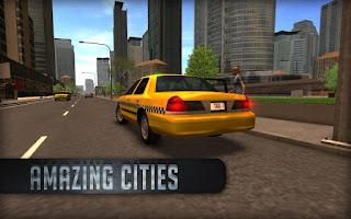 Taxi Sim 2016 v1.4.0 Apk Mod Android