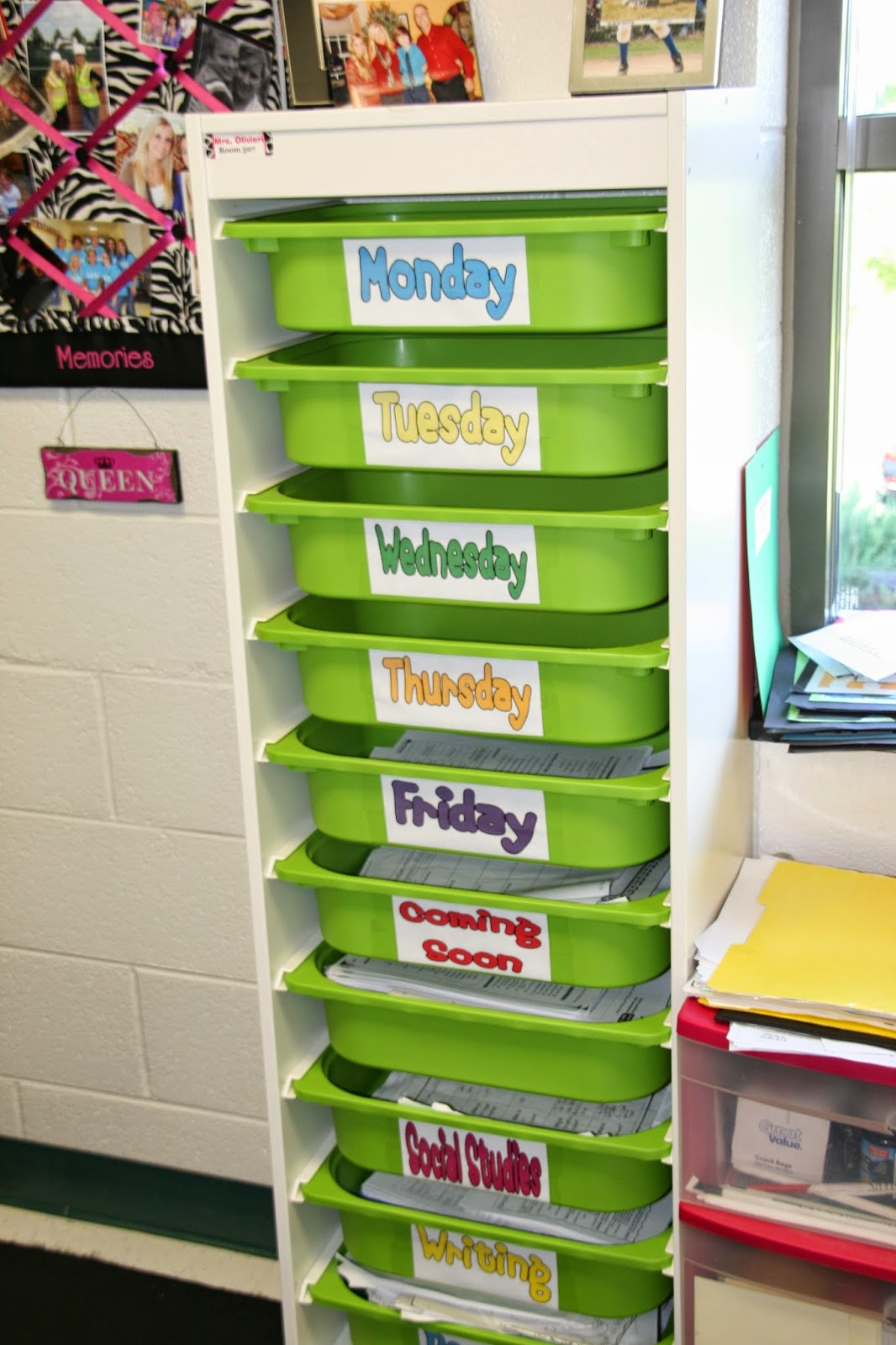 Rockin Resources 10 Best Organizing Tips For The Classroom