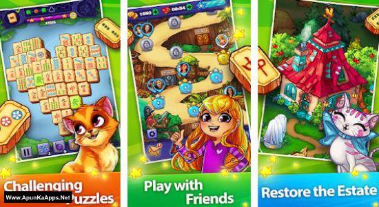 Mahjong Treasure Quest v2 17 1 Free Shop Mod APK Download