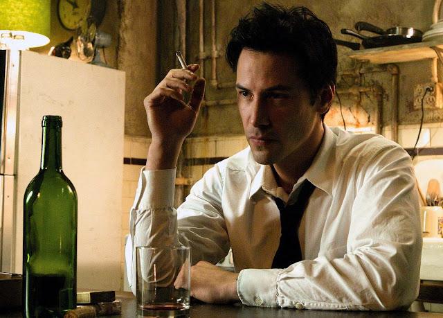 Keanu Reeves revela que gostaria de interpretar Constantine novamente