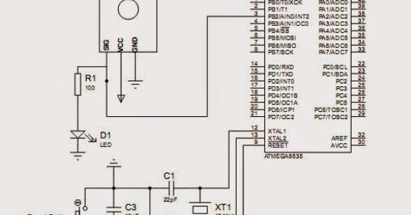 proteus circuit design software