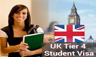Student Visa - Tier 4