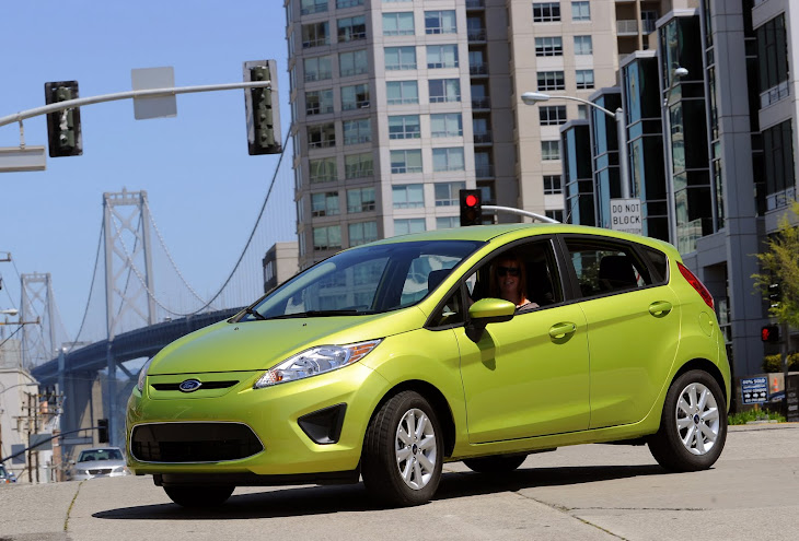 Look At the Car: 2013 Ford Fiesta