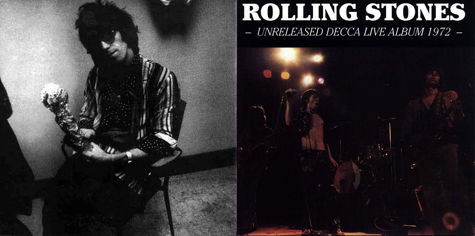 Bootleg Rambler: The Rolling Stones - 1972 Soundboard