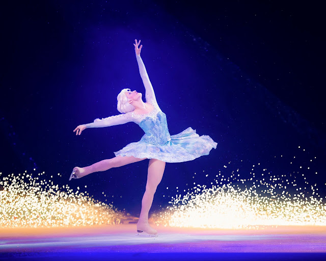 Disney on ice silver anniversary celebration across the UK