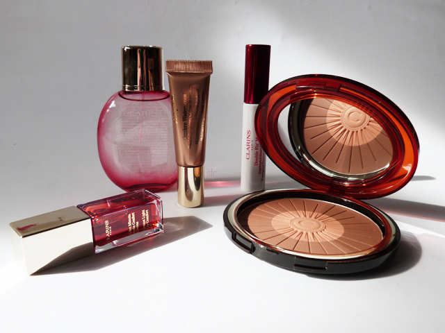 la nueva colección de Maquillaje de Clarins